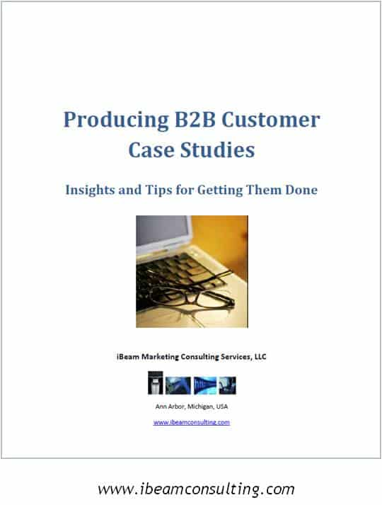 writing b2b customer success stories - whitepaper