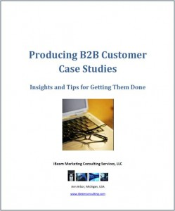 Image: Producing B2B Customer Case Studies