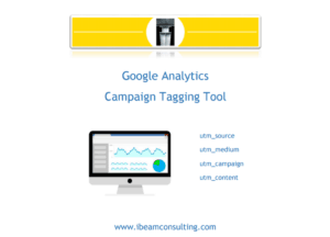 Google Analytics Campaign UTM Tagging Tool - Digital Marketing