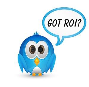 Social Media ROI - Twitter