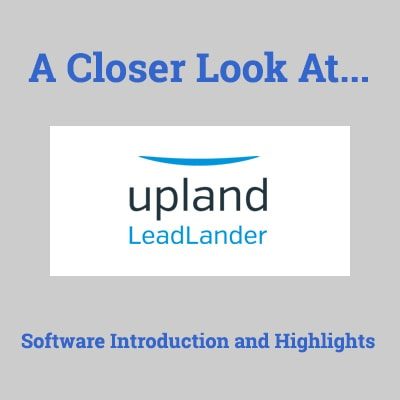 leadlander software review