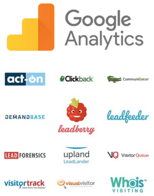 google analytics vs website visitor tracking tools