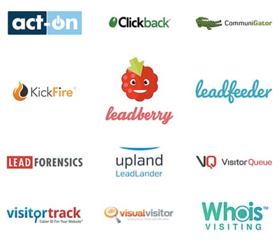 website visitor tracking vendors