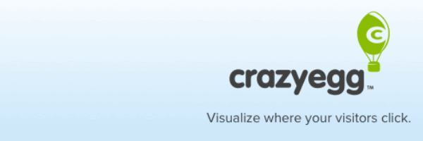 crazy egg visitor activity heatmap plugin for wordpress